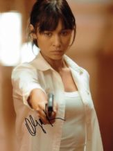 Olga Kurylenko Autograph Photo - James Bond